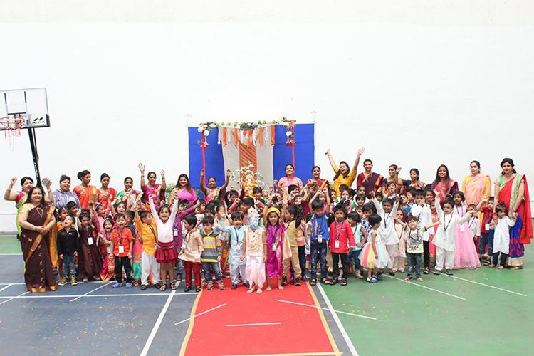 Ganesh Chaturthi Celebration -  Kohinoor Blossoms
