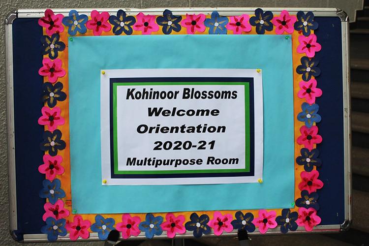 KB Orientation (2020-21) -  Kohinoor Blossoms