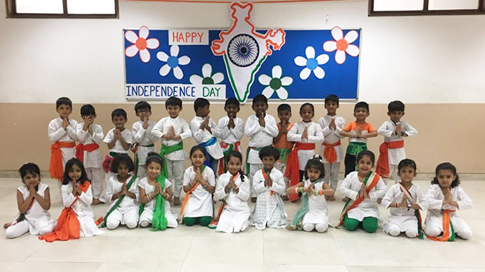 Independence Day Celebration -  Kohinoor Blossoms