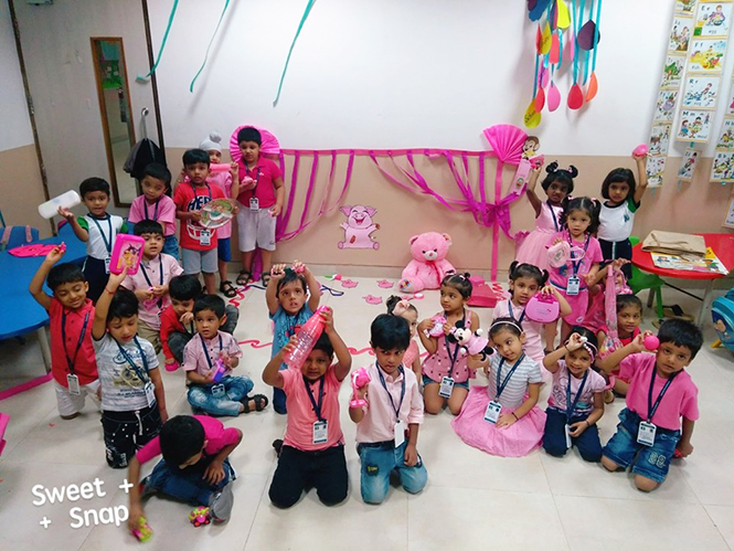 Pink Day -  Kohinoor Blossoms