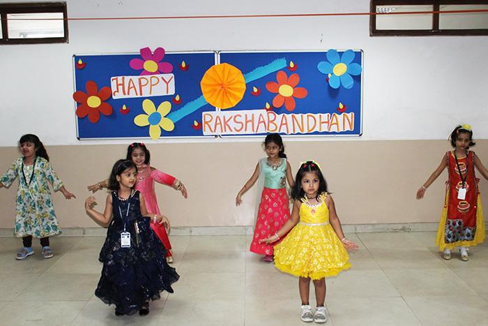 Raksha Bandhan Celebration -  Kohinoor Blossoms