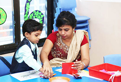 School - Child - Parent Connect at Kohinoor Blossoms