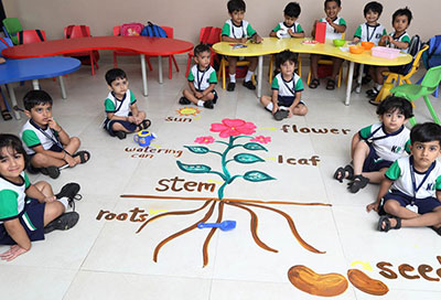 Value Based Learning Environment at Kohinoor Blossoms
